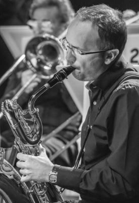 Saxophone Baryton - Arnaud Ragon