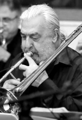 Trombone - Jean-Louis Cartière
