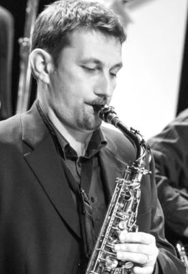 Saxophone Alto - Philippe Lagedamont